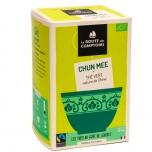 Thé vert chun mee