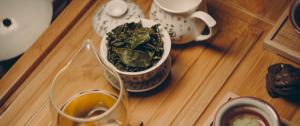 Les thés bios - Hermine Gourmande