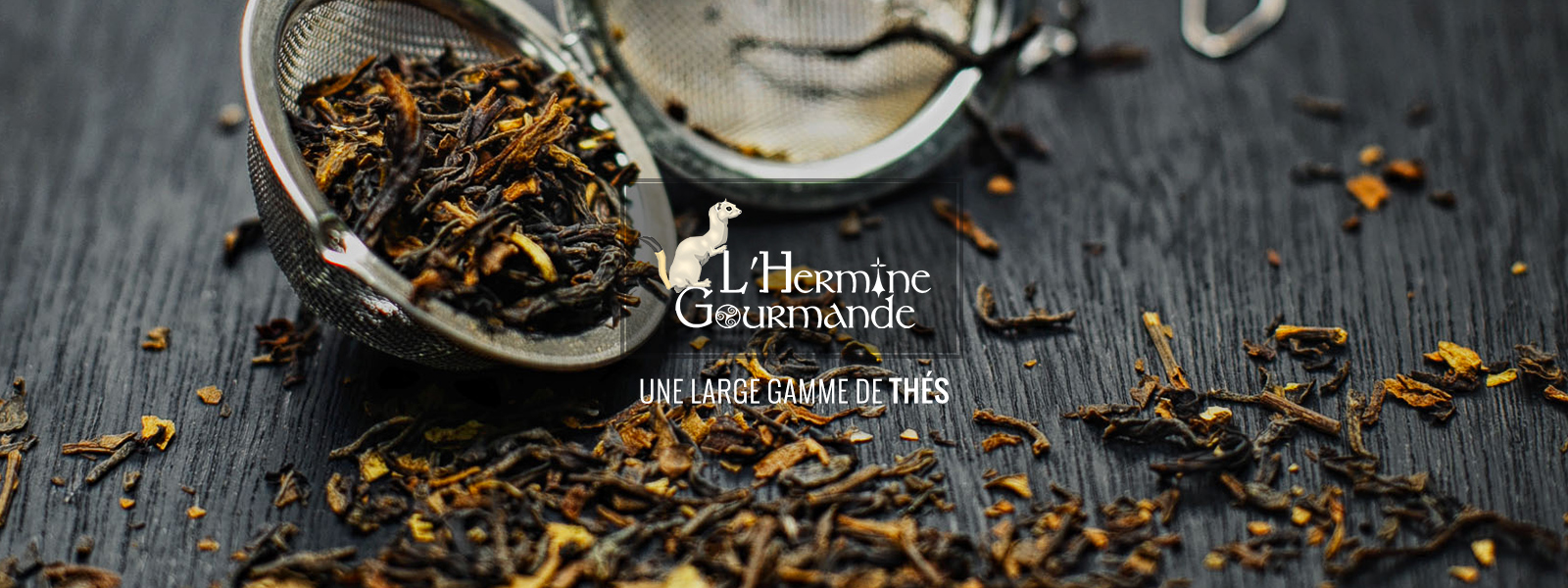 Thés Hermine gourmande