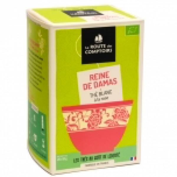 Thé blanc Reine de Damas